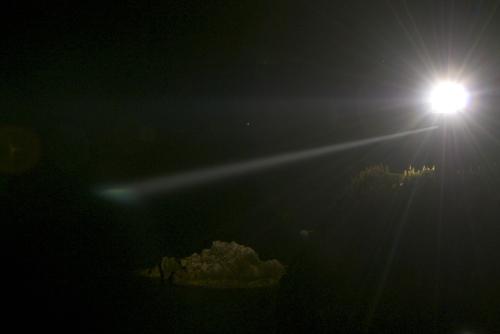 足摺岬灯台 / 夜も、朝も