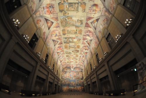 大塚国際美術館 / 原寸大で見る世界の美