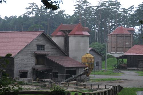 小岩井農場 / 史跡見学できず、観光モードで