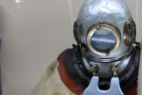 洋野町立種市歴史民俗資料館 / ここにも潜水夫がいた