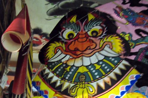 凧の博物館 / 凧揚げ名人の趣味世界
