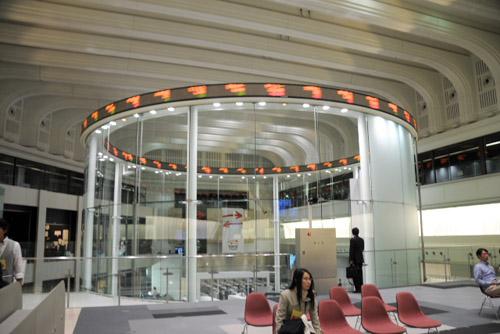 東京証券取引所を見学 / ここがニュースの現場