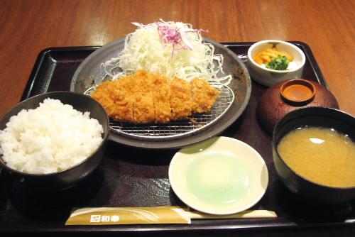 昼下がりの和幸御飯