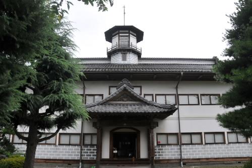 旧山辺学校校舎 (山辺学校歴史民俗資料館) / 素晴らしき障子学校