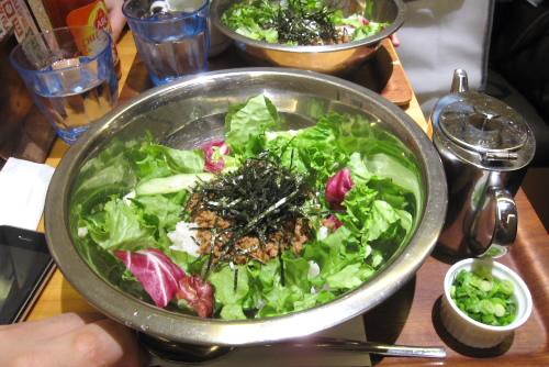 質より量よりアイデア / CAFE&ごはん スプーンスタイル 東京駅一番街店