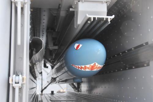 護衛艦やまゆきに乗船 / マリンフェスタ2012 in FUNABASHI
